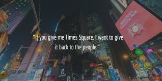 come and see this iconic place these times square quotes