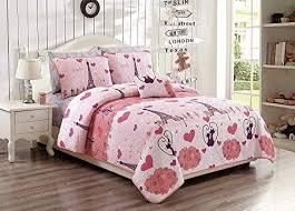 fancy linen bedspread coverlet