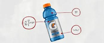 what s in this gatorade
