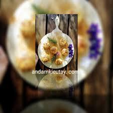 Bánh ăn dặm ngon tuyệt hảo cho bé lười ăn rau - Andamkieutay