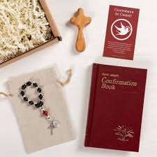 confirmation gift box set the