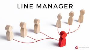 who is line manager meaning