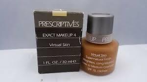 prescriptives exact makeup 4 virtual