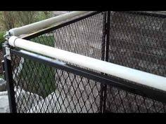 10 Fence Rollers Ideas Cat Fence Coyote Rollers Dog Proof Fence