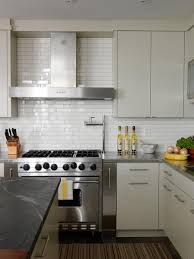 kitchen design with soft gray