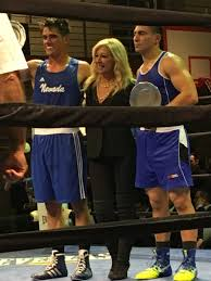 """Hot Bench on Twitter: """"Judge Patricia DiMango at the 2018 Arthur Mercante  National Collegiate Boxing Invitational!… """""""