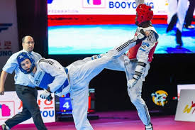 Moldova's Aaron Cook: Taekwondo's Favorite Fighter Aims to Give ...