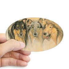 Cafepress Collie Adults Oval Bumper Sticker Euro Oval Car Decal 1057016439 Ebay