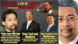 Mokhzani Mahathir antara 8 orang Melayu terkaya di Malaysia 2020 ...