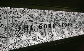 etched glass glassart design
