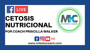 Cetosis nutricional con la Coach Priscilla Walker - YouTube