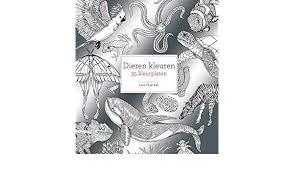 Amazon Com Dieren Kleuren 35 Kleurplaten Dutch Edition