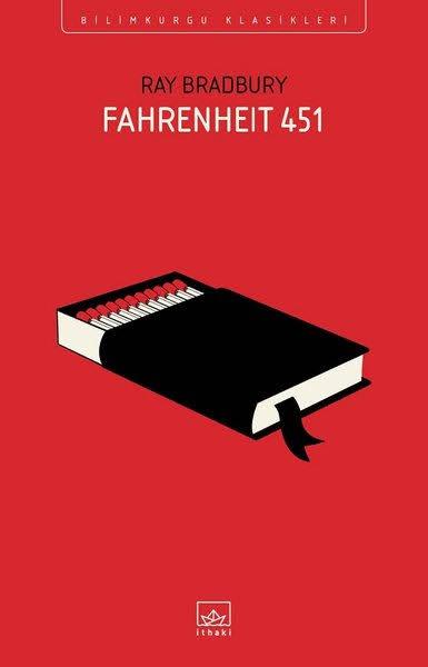 fahrenheit 451 ile ilgili görsel sonucu