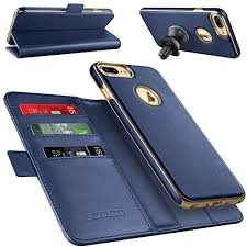 iphone 7 plus wallet case with