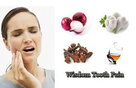 home remes to soothe a toothache