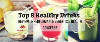 top 8 healthy drinks review of