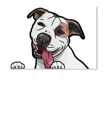 Pit Bull Dog Back Car Products From Pets World Teespring