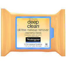 oil free makeup remover face wipes