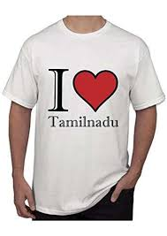 ritzees t shirt on i love tamil nadu by