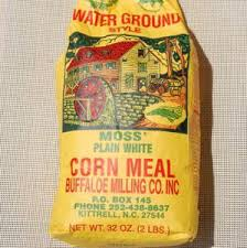 why cornmeal works against nail fungus