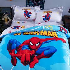spiderman duvet cover set full queen