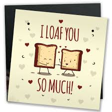 funny love quotes anniversary card for husband boyfriend birthday