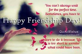 best friendship day slogans of slogan on friendship