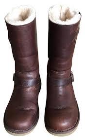 ugg australia brown women tall leather