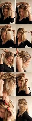 تسريحات شعر بسيطة وسهلة بالخطوات