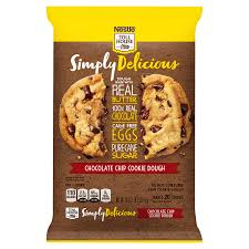 nestle toll house simply delicious