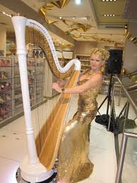 toronto wedding harpist elena