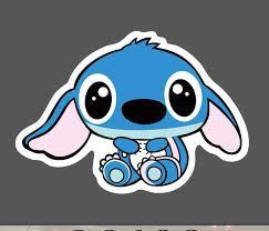 Cute Stitch Sticker Wholesale Sticker Supplier Decal Wholesale Stickers