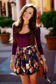 Right Ways To Wear Mini Skirts – Street Style Inspiration Looks ...