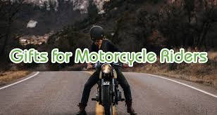 best gifts for motorcycle riders that