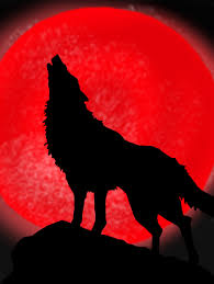 Colors! Live - wolf howls 4 the red moon by Sao Shikozu