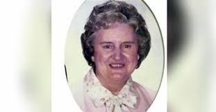 Myrtle Hudson Obituary - Visitation & Funeral Information