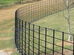 Deer Fencing For Parks And Estates Designer Metal Uk