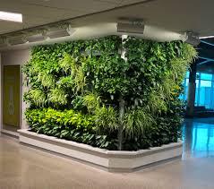 livewall living wall brings natural