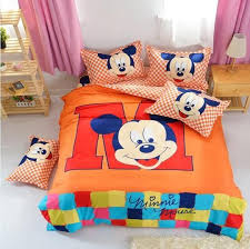 mickey minni mouse h 3 4 piece bed