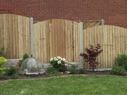 Full Face Pressure Treated Fence Panels S T Fencing Timber Products