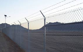 Chain Link Security Fence Riverside Ca Iron Security Fencing Palm Springs Temecula Hemet