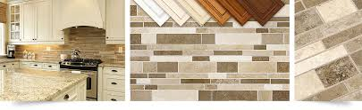 travertine mix kitchen backsplash tile