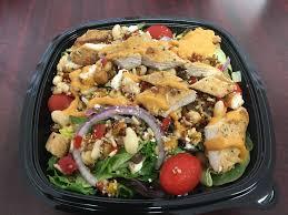 terranean en salad review