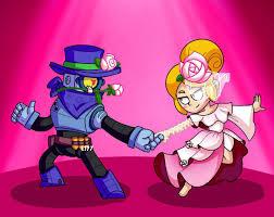 Танцующие Рикошет и Пайпер   Brawl Stars