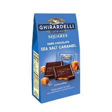 ghirardelli dark sea salt caramel