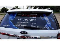 Vehicle Window Decals Graphics Lettering Image360 Gurnee Vehicles Window Decals Lettering