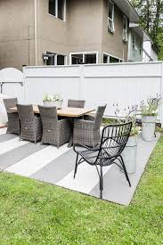 10 Painted Concrete Patio Floor Ideas So Much Better With Age