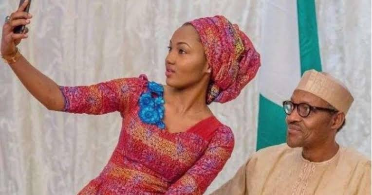 COVID-19: After 14 days in isolation, Buhari's daughter rejoins family