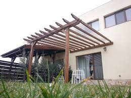 garduri din lemn modele terase