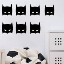 Hot Promo 68b653 Lovely Batman Wallstickers House Decoration Accessories For Kids Children S Living Room Wallpaper School Decor Accessories Cicig Co